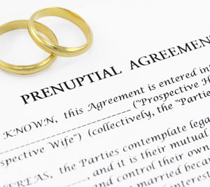 prenuptial binding financial agreement