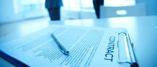 Binding Financial Agreements Bainbridge Legal
