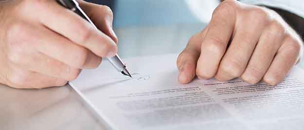 Setting Aside A Binding Financial Agreement